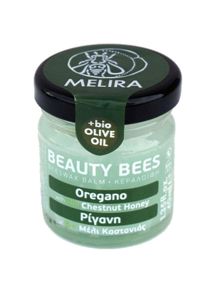 Κεραλοιφή με μέλι καστανιάς και ρίγανη by Melira