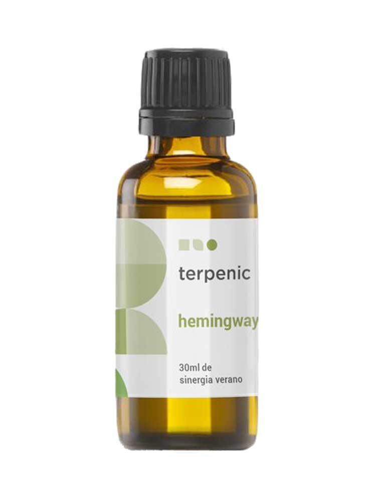 Μείγμα Συγκέντρωσης ''Hemingway Estival'' 30ml Terpenic Labs