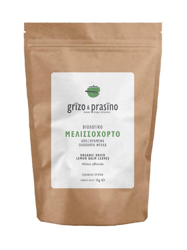 Μελισσόχορτο Grizo Prasino Bio βότανο