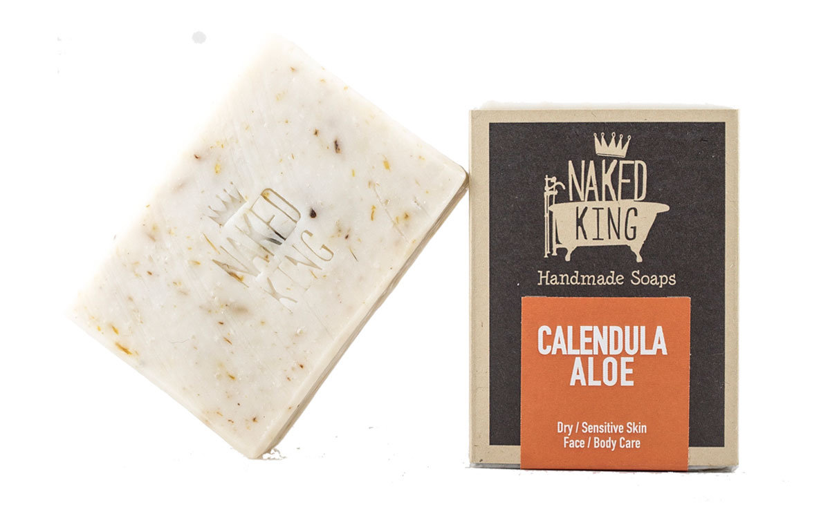 Calendula & Aloe by Naked King