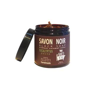 Savon Noir Paste Black Soap by Naked King