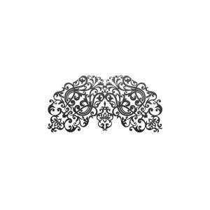 Dalila Mask by Indisecrets Bijoux