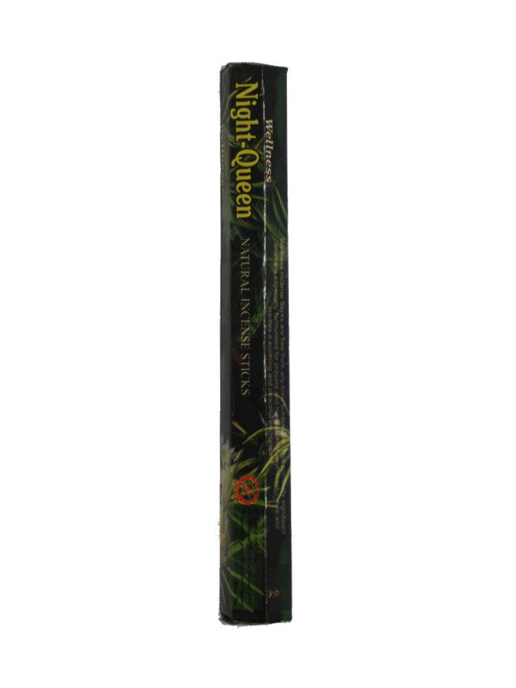 Wellness Night Queen Incense Sticks