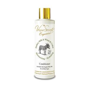 Conditioner with Donkey Milk & Wheat and Cotton by Venus Secrets Organics