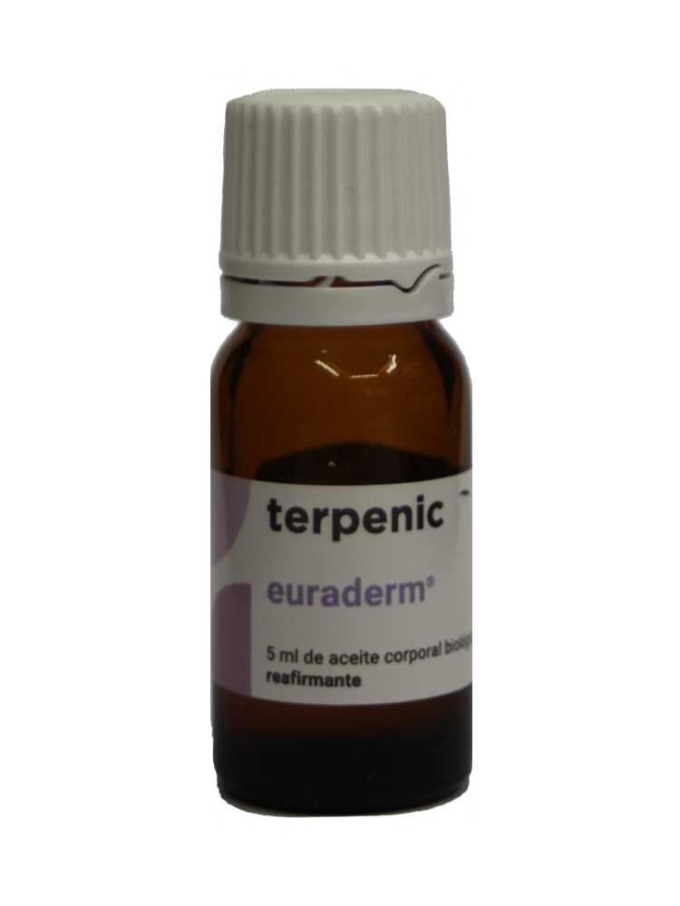 Μείγμα Euraderm (Βασιλικός, Μύρο) 5ml by Terpenic Labs