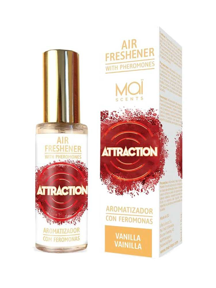Vanilla Air Freshener with Pheromones 30ml by Mai Scents