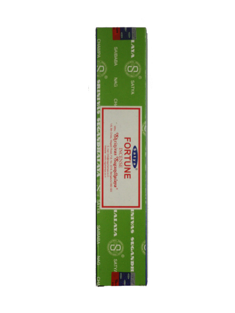 Satya Fortune Stick Incense