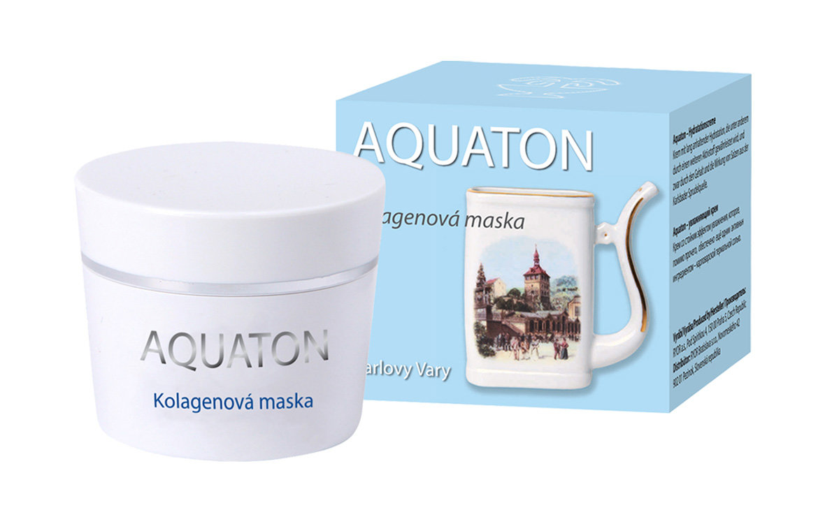 Aquaton Collagen mask Ryor