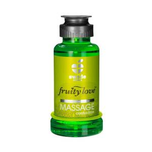 Fruity Love Massage oils 100ml Cactus & Lime  by Swede
