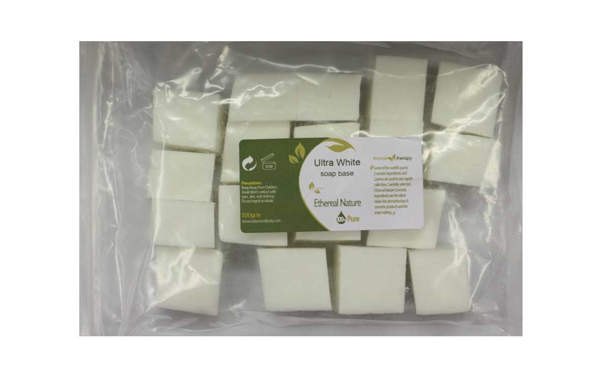 Ultra White Soap Base 7.50Kg