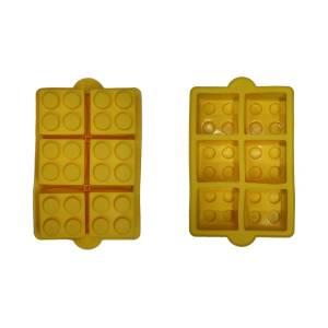 6 τετράγωνα Σφηνοτουβλάκια  Lego