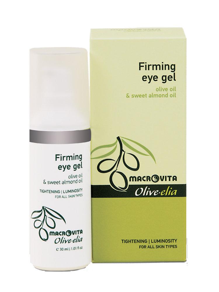 Ζελέ ματιών με λάδι ελιάς & αμυγδαλέλαιο Macrovita