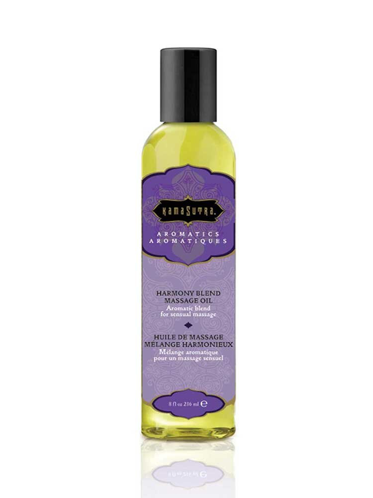 Harmony Blend Aromatics Massage Oil 236ml by Kamasutra