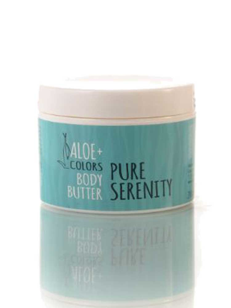 Body Butter Pure Serenity 200ml Aloe+Colors by Aloe Plus