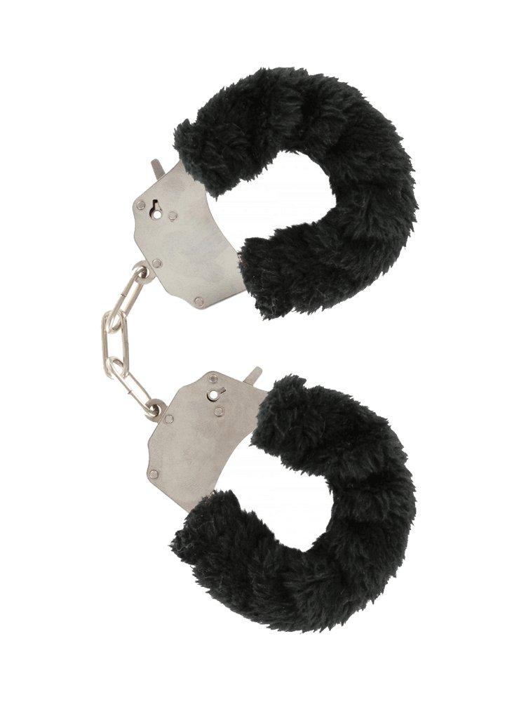 Furry Fun Cuffs by ToyJoy