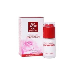 Total Eye Care Concentrate Bio Rose Oil 35ml by Biofresh