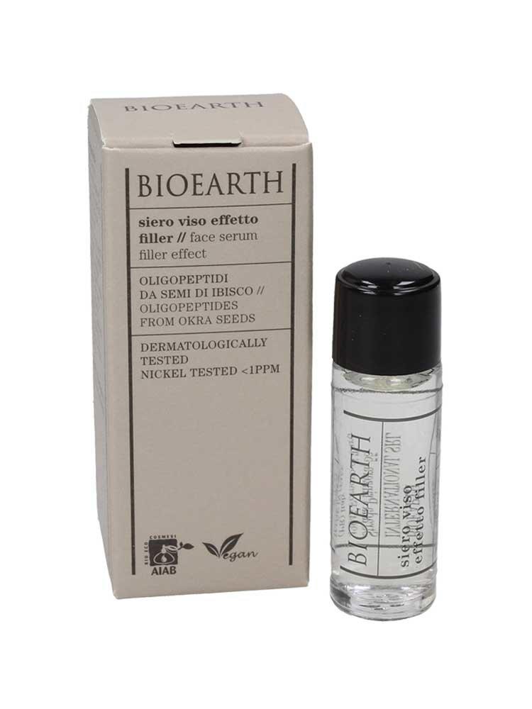Ορός Προσώπου για γέμισμα των ρυτίδων με Ιβίσκο 5ml Bioearth