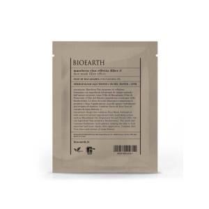 Μάσκα Προσώπου για Γέμισμα Ρυτίδων με Μακαντάμια Bioearth 15ml