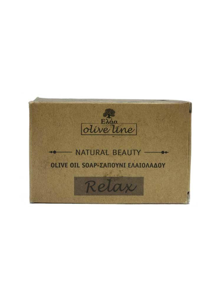 Relax Σαπούνι Ελαιολάδου 100gr από Ελάα
