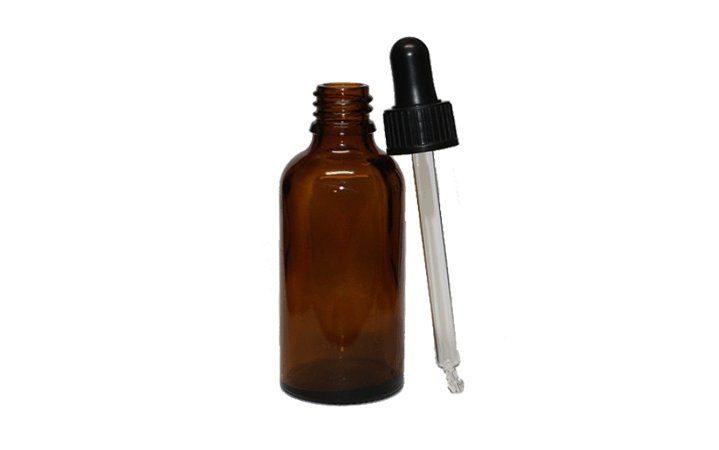 Μπουκάλι 50ml με Σταγονόμετρο
