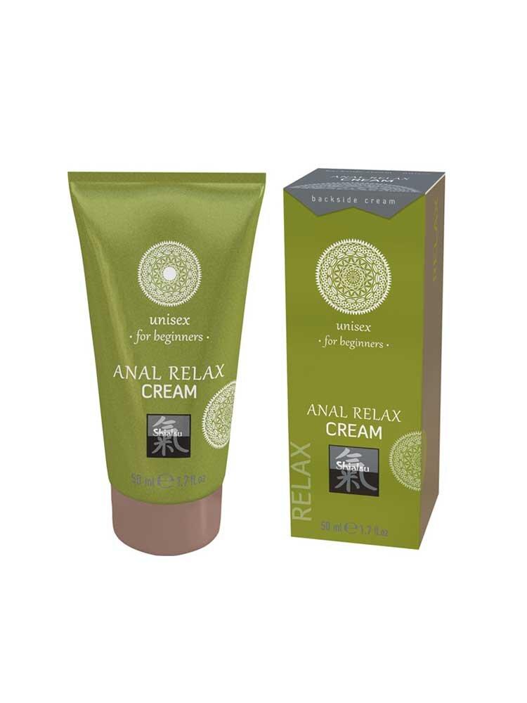 Anal Relax Cream for Beginners 50ml by Shiatsu