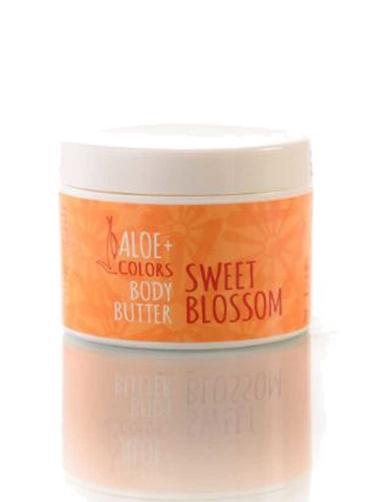 Body Butter Sweet Blossom 200ml Aloe+Colors by Aloe Plus