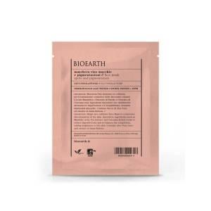 Λευκαντική Μάσκα Προσώπου με Γλυκονικό Οξύ Bioearth 15ml
