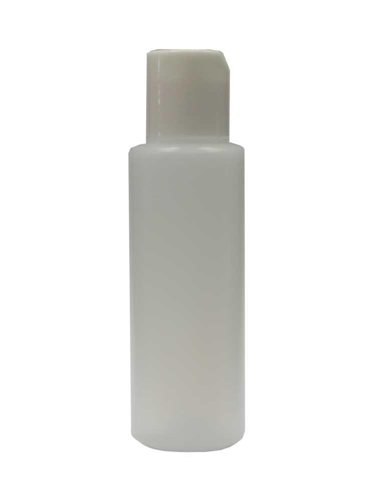 Μπουκάλι 100ml με press top (γαλακτερό)