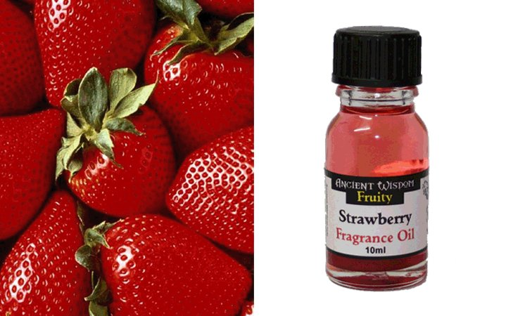 Strawberry (Φράουλα) 10ml