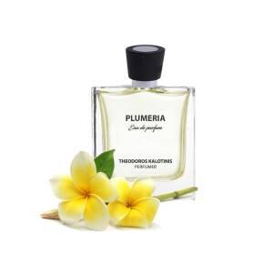 Plumeria Eau de Parfum by Theodoros Kalotinis