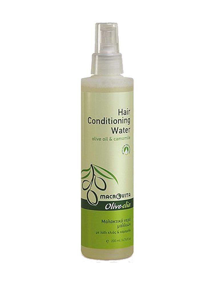 Μαλακτικό νερό μαλλιών με χαμομήλι από Olivelia