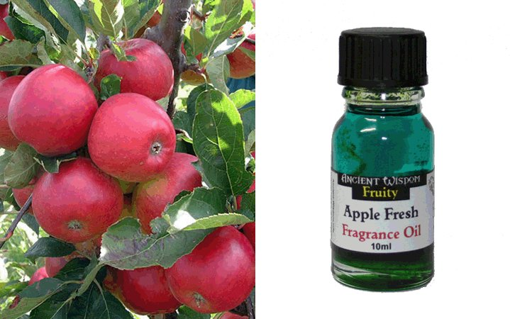 Apple Fresh (Φρέσκο Μήλο)