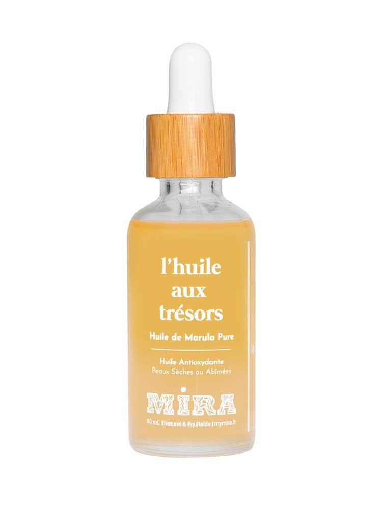 Μαρούλα λάδι (L΄huile aux tresors)  50ml by Mira