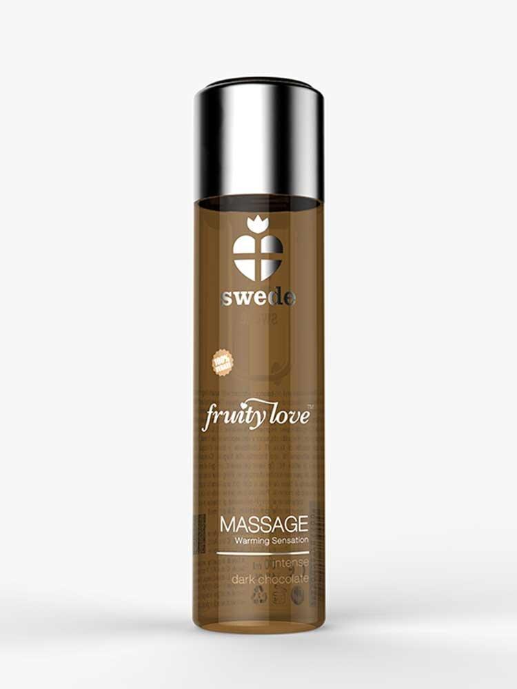 Dark Chocolate 60ml Fruity Love Massage oils 60ml by Swede