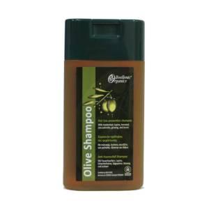 Olive Shampoo για πρόληψη τριχόπτωσης Olivellenic