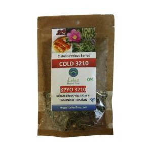 Cold 3210 Lelex Herbal Tea 40gr