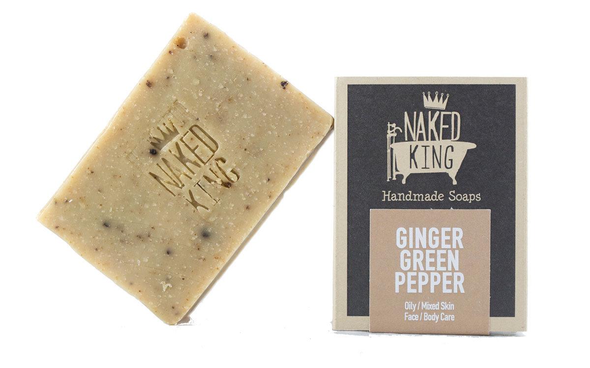 Ginger Green Pepper by Naked King
