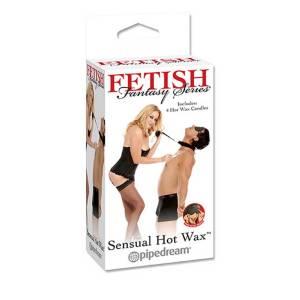 Sensual Hot Wax Set by Fetish
