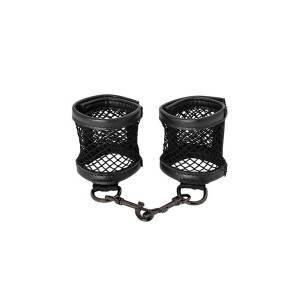 Fishnet Cuffs by Sportsheets