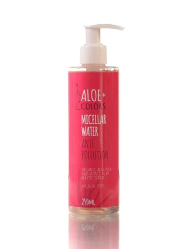 Micellar Νερό Ντεμακιγιάζ Aloe+Colors by Aloe Plus