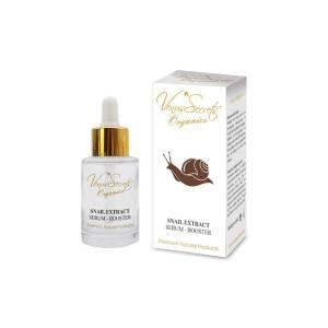Serum με εκχύλισμα Σαλιγκαριού Venus Secrets Organics 30ml