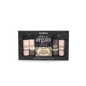 Olive & Argan Gift Pack Macrovita