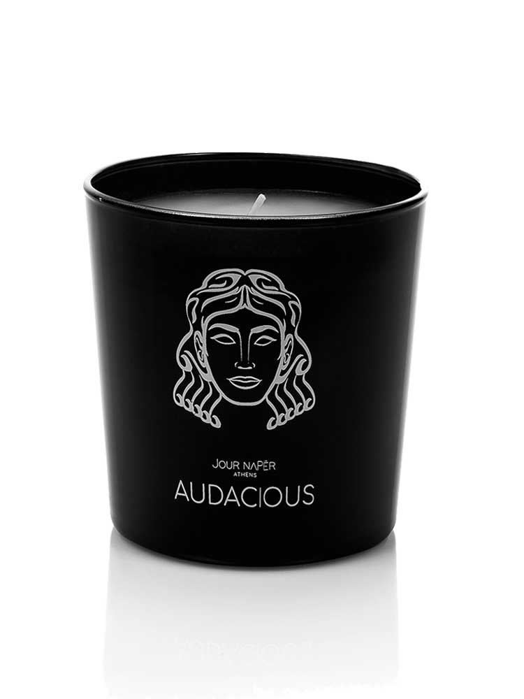 Audacious Scented Candle 210gr by Journaper Perfumes