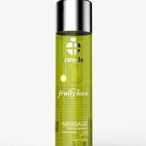 Vanilla Gold Pear 60ml Fruity Love Massage Oils by Swede