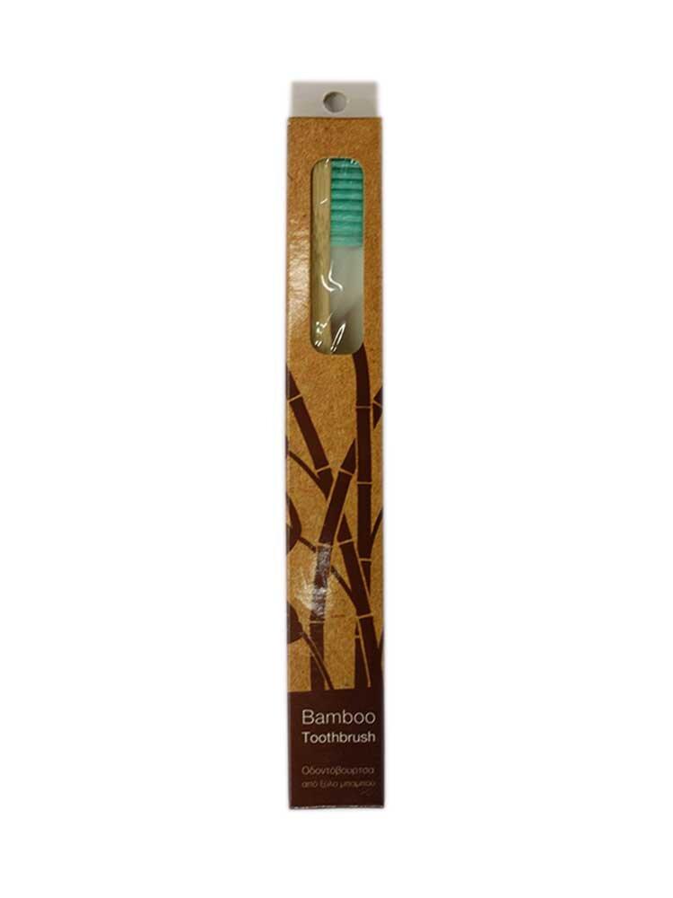 Οδοντόβουρτσα Bamboo Rizes Crete