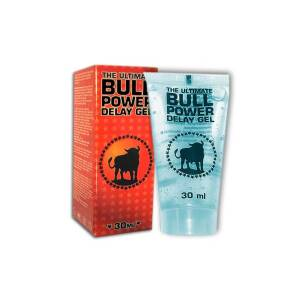 Bull Power Delay Gel 30ml by Cobeco