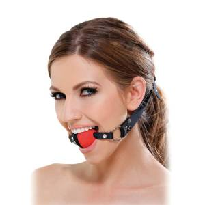TwoTone Ball Gag by Pipedream