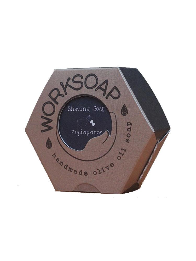 Σαπούνι Ξυρίσματος από την Worksoap