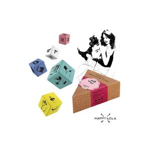 Happy Lola Orgy Love Dice