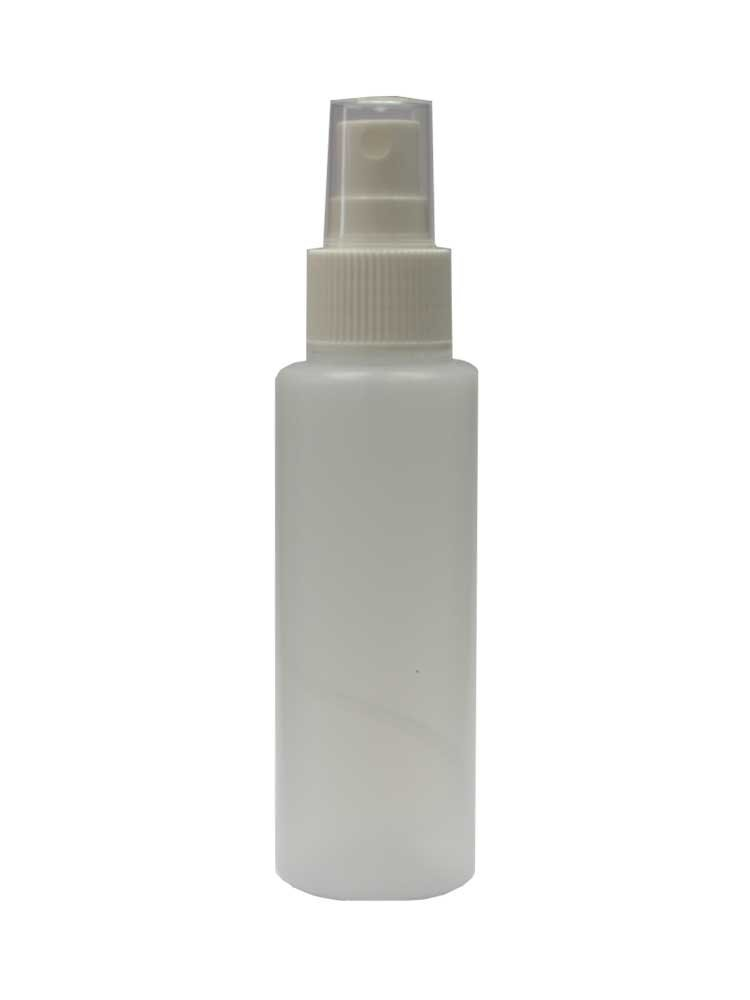 Μπουκάλι 100ml με Σπρέι (γαλακτερό)